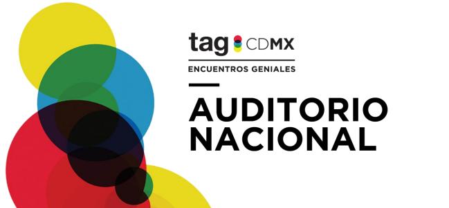 Auditorio Nacional: Cinco que no debes perderte en TagCDMX.