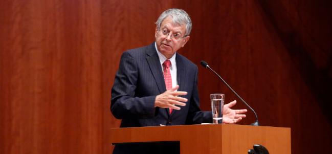 Manuel Camacho Solís, ¿víctima del sistema? (Foto: Senado de la República / PRD)