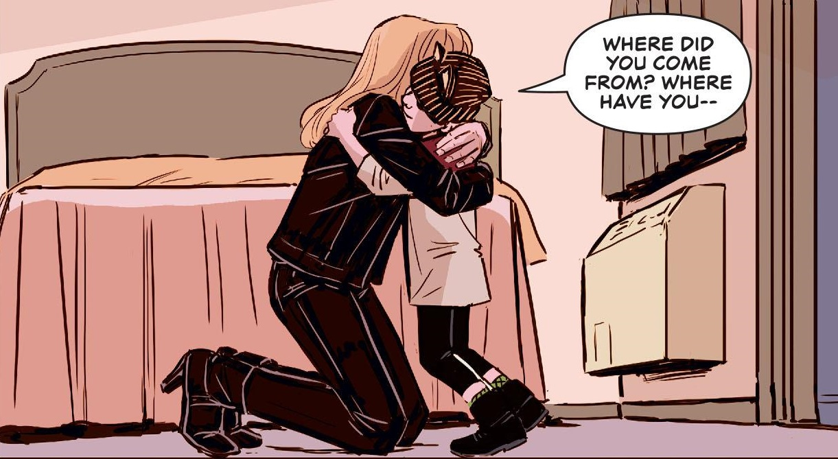 Black Canary #4 (2015) - Page 21