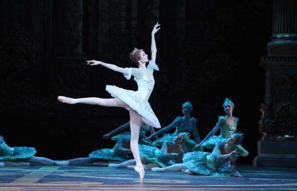 El Ballet Bolshoi de Mosc  250  y las   211 peras del MET en Cin  233 polis VIP