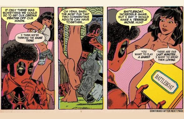 comic sexo