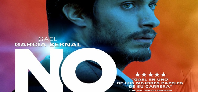 Con un rotundo 'No' abrió la décima edición del Festival Internacional de Cine de Morelia.