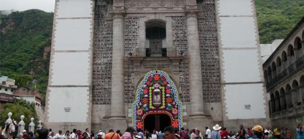 Santuario del Señor de Chalma