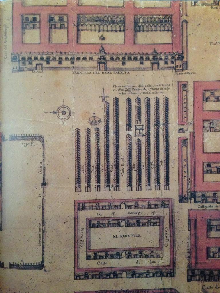 El Zócalo, corazón de la Ciudad de México (s. XVI-XVIII).