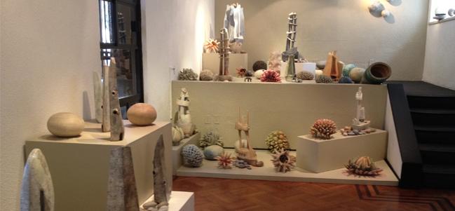 Una visita al Salón de la Plástica Mexicana.