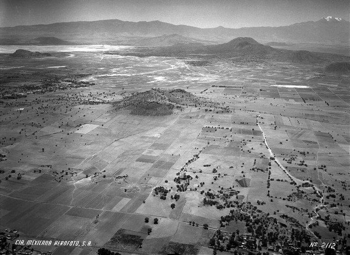 La despoblada iztapalpa de 1943