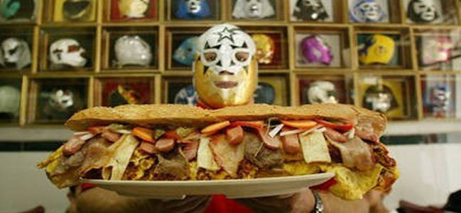 Torta Gladiador