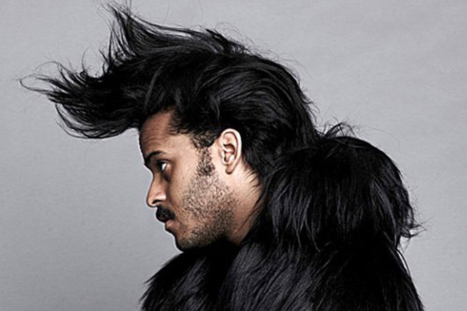 Shooting Holes At The Moon, de Twin Shadow.