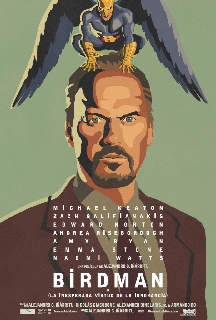 'Birdman', frustración y esperanza.