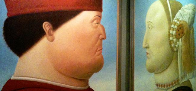 Fernando Botero: Una celebración.