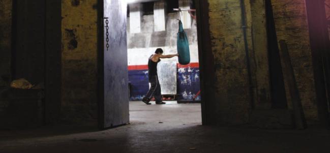 Jueves independiente: 'Boxeo', de El Remolón.