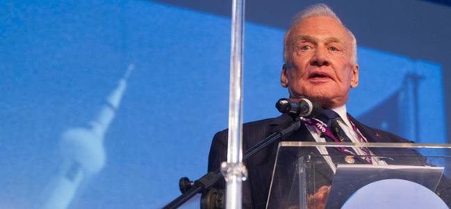 Campus Party México contará con el astronauta Buzz Aldrin.