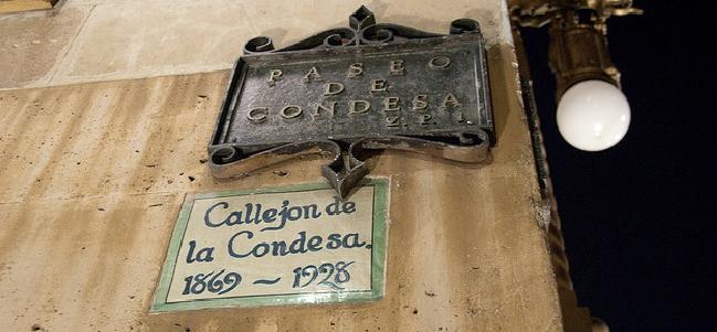 Calles de México: El Callejón de la Condesa.