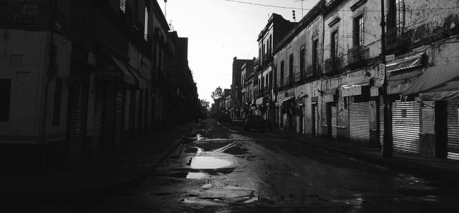 Calles de México: Sobre los nombres de las calles, parte 1.