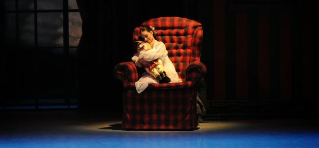 Llega la Navidad con 'El cascanueces' en Auditorio Nacional.