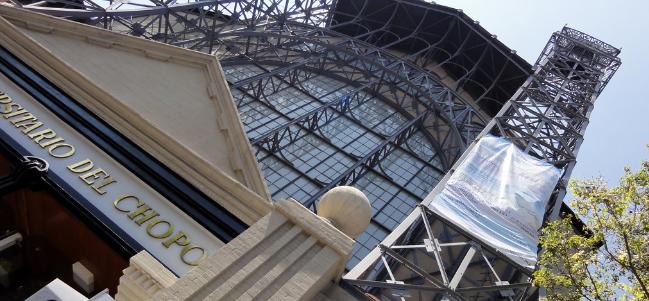 Se cumplen tres años de la reinaguración del Museo Universitario del Chopo.