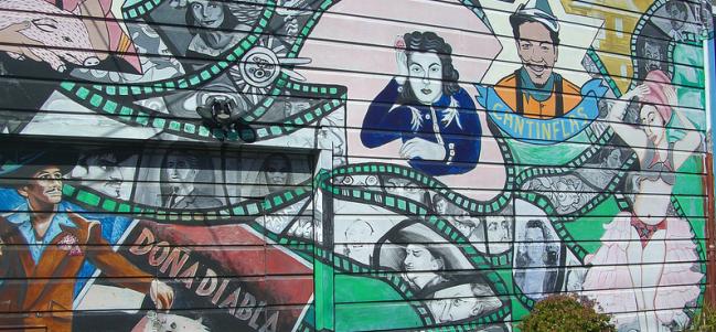 Historia del cine en México, segunda parte.