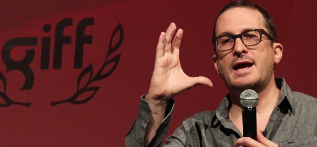 #GIFF2013 DÍA 9: Darren Aronofsky. (Foto: Paulo Vidales)