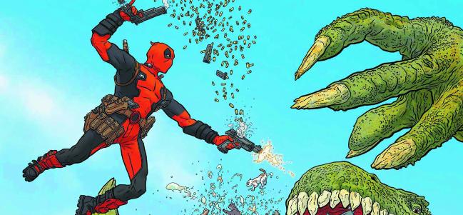 Deadpool #1.
