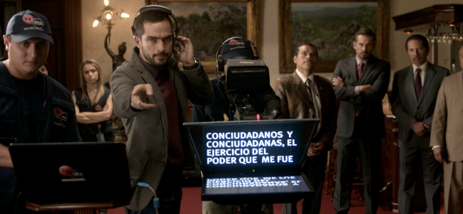 Las películas mexicanas más taquilleras de 2014 (preliminar).