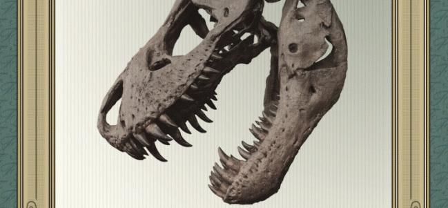 'Ladrón de dinosaurios', de Eric Uribares.