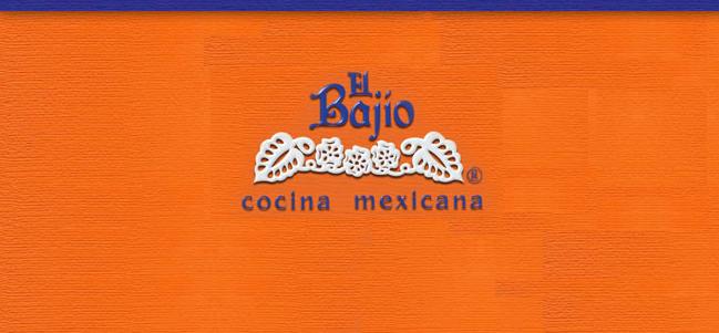 Restaurante 'El Bajío'.