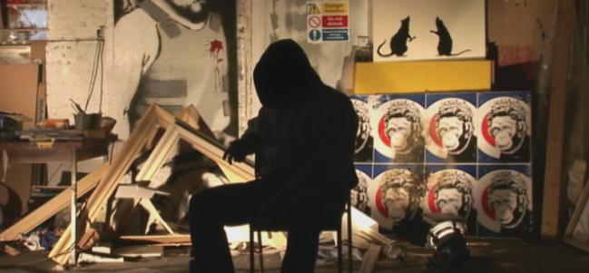 'Exit through the gift shop', una reflexión del arte desde la calle.