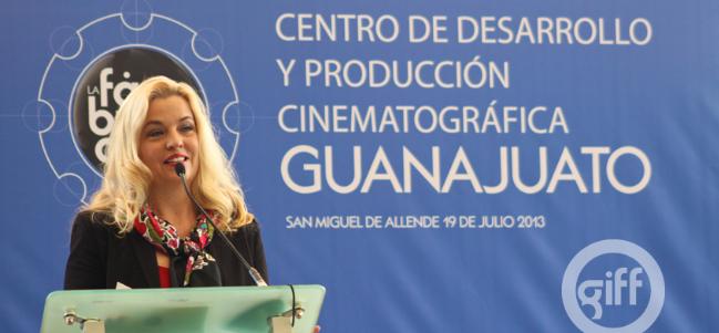 La Fábrica GIFF: Centro de Desarrollo y Producción Cinematográfica.