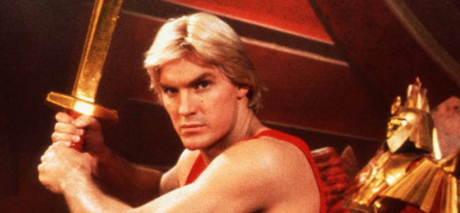 #LaMoleComicCon: Flash Gordon en México.