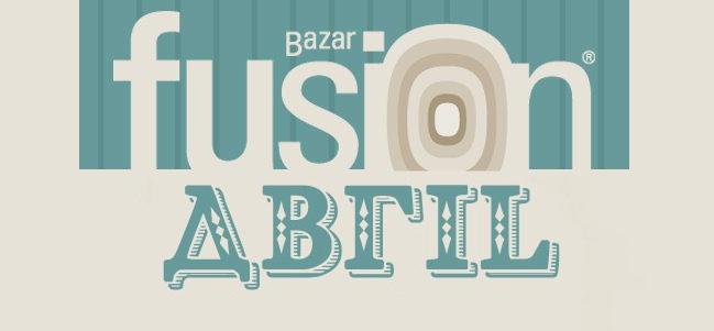 Bazar Fusión: Respirando arte y diseño.