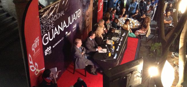 ¡Todo listo para la edición XVI del Festival Internacional de Cine de Guanajuato!