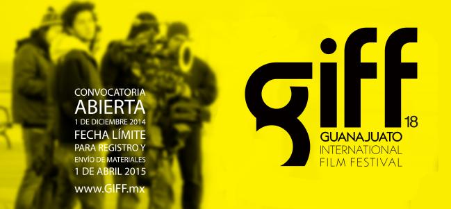 Abre el GIFF la convocatoria para su edición 18.