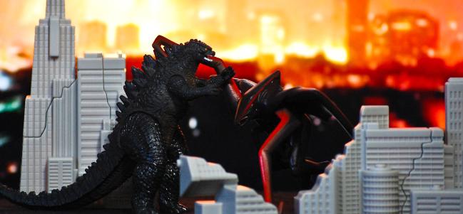 Pisando Callos #75: Entrevista 'Dame tus ojos' y reseña 'Godzilla'.