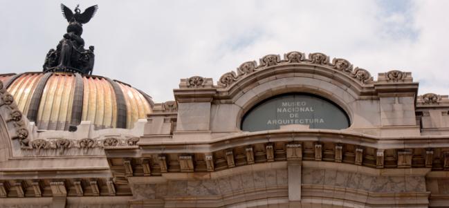 Bellas artes i una visita al museo nacional de for Arquitectura 7 bellas artes