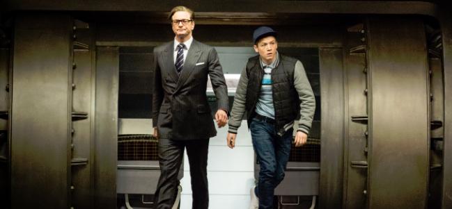 'Kingsman: The Secret Service': Ácida y tremendamente divertida.