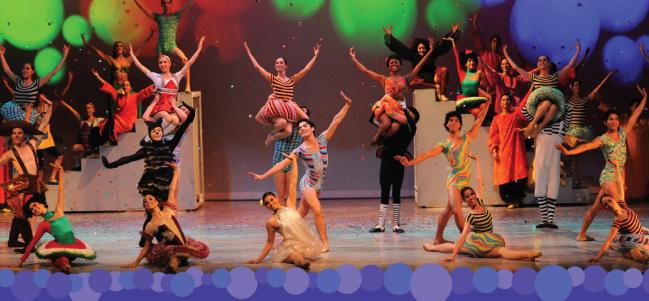 Cri-Cri. Baila por los pies de la Compañía Nacional de Danza.