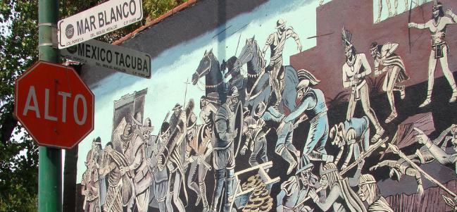 Calles de México: La Noche Victoriosa.