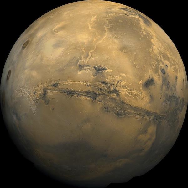 Los babilónicos llamaron Nergal -la Estrella de la Muerte- a Marte.