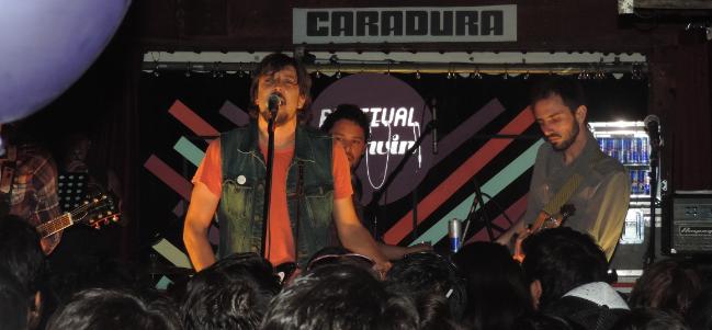 #FestivalMarvin: El Caradura vivió una de sus mejores jornadas.