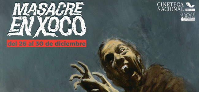 'Masacre en Xoco' 2014: Terror en Cineteca Nacional.