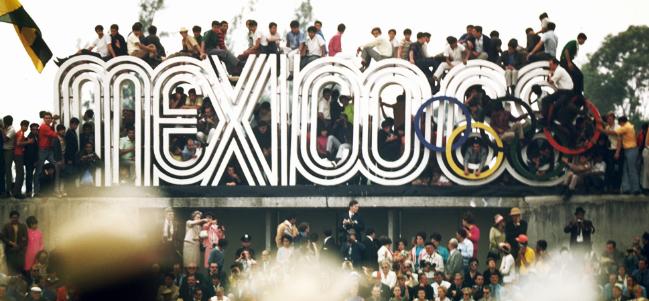 México '68, una identidad gráfica.