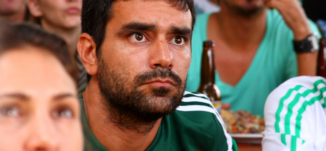 #Brasil2014: Se acabó la ilusión mundialista.