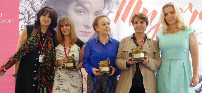 #GIFF2014: Homenajes de Mujeres en el Cine y la Televisión.