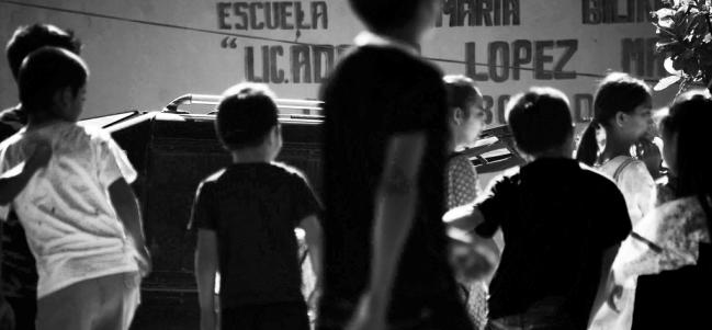 La música en los niños.