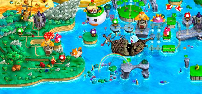 Nuestros 10 videojuegos de 2012: New Super Mario Bros. U.