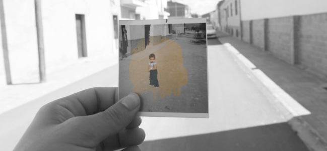 Calles de México: La calle del niño perdido.