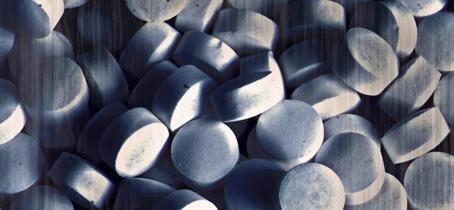 El cielo de las aspirinas.