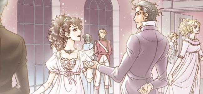 Adaptación de un clásico a Manga: 'Orgullo y prejuicio'.