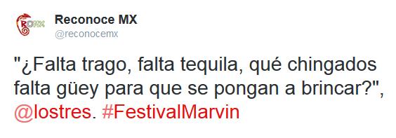 #FestivalMarvin: ¿Qué hacía falta?