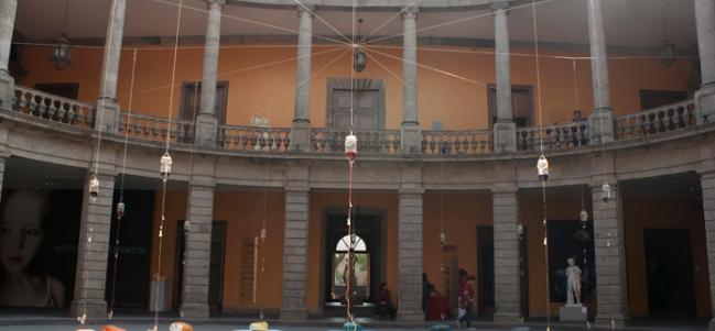 El palacio del Conde de Buenavista.